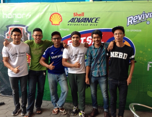 Youth United Festival – SHELL with students