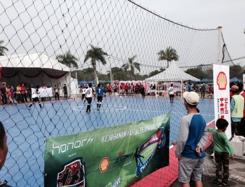 SHELL's Futsal Tournament at YU Fest