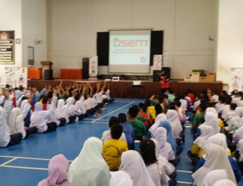 Osem Primary School Roadshow in the Klang Valley