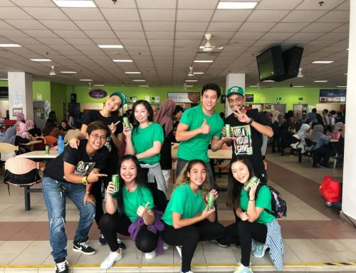 Milo Campus Take Over Campaign 2019 – crew