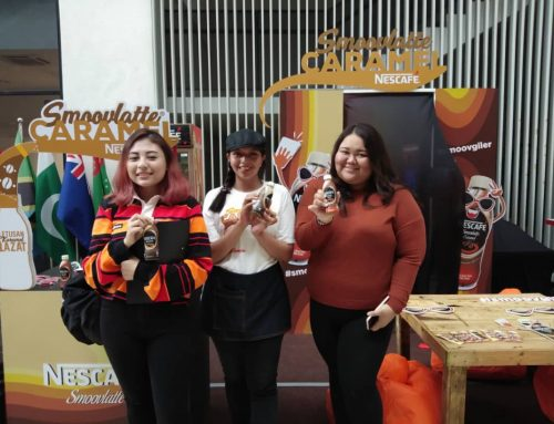 Nescafe Smoovlatte Roadshow 2019