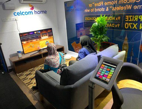 Celcom Home Roadshow 2019