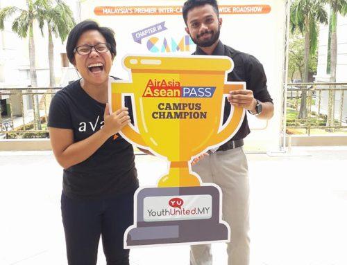 AirAsia Paper Plane Contest Winner