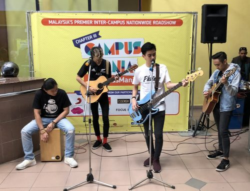 Music Performance at Campus Mania