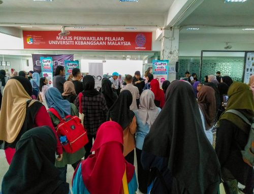 Campus Mania Crowd at UKM