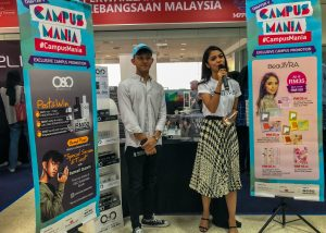 Campus Mania Roadshow 2019