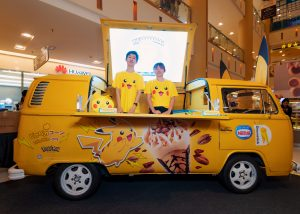 Nestle Drumstick Mall Activation