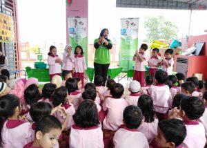 School and Kindergarten Activation